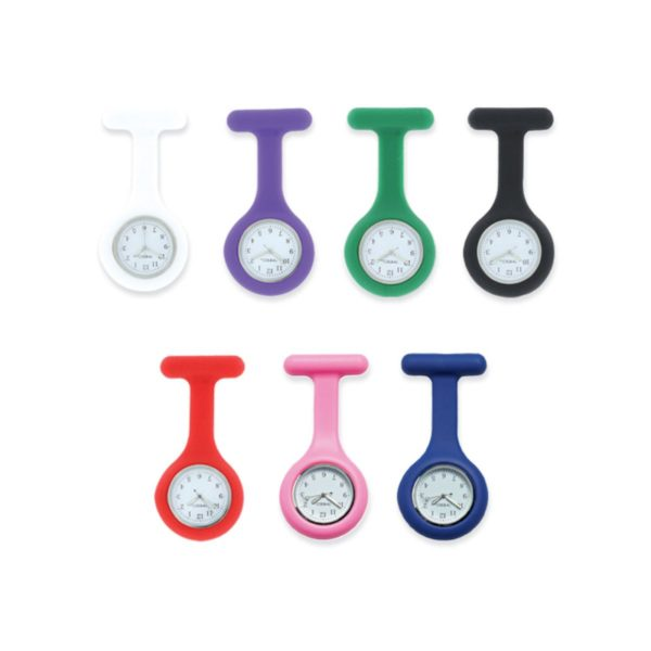Fob Watch Silicone (Green)