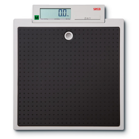 SECA 877 Digital Flat Scale for Mobile Use