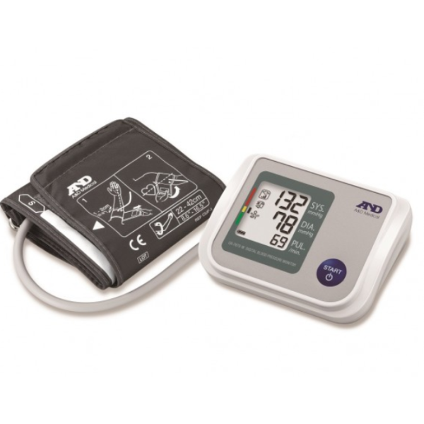 A and D Bp Monitor with AFib