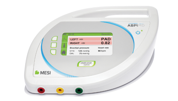 Mesi ABPI MD Accurate results