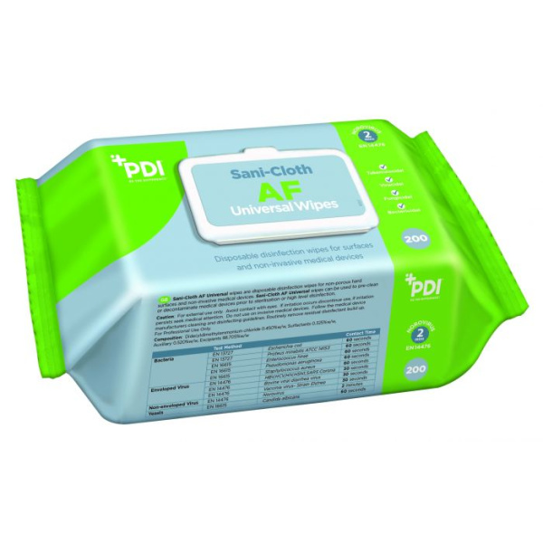 Sani Cloth Universal Disinfectant Wipes