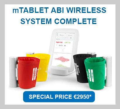 mTablet ECG Wireless