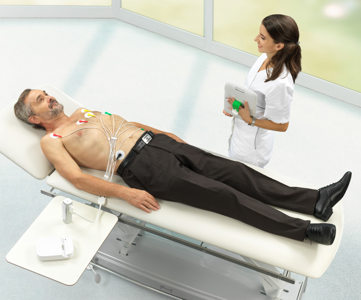 mTABLET ECG