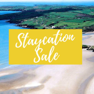 Staycation Sale