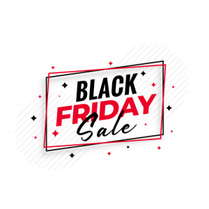 20% OFF EVERYTHING!* - Black Friday Sale
