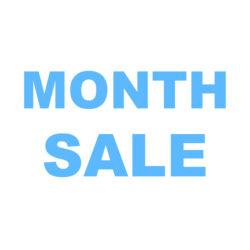 Month sale